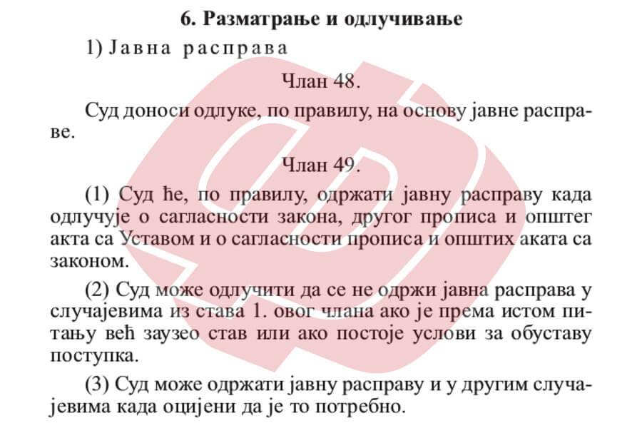 Закон о Уставном суду (2011)